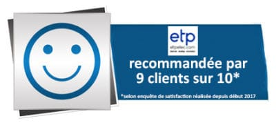 satisfaction client ETP 91